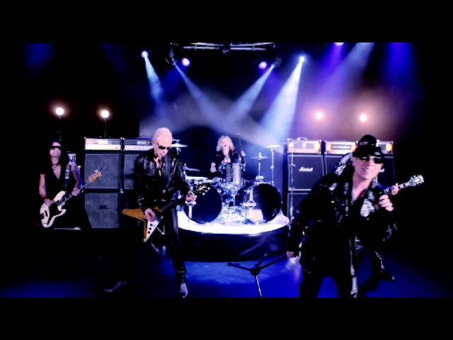 Scorpions - All day and all of the night (Official Video)