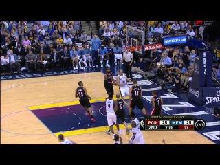 HD Portland Trail Blazers vs Memphis Grizzlies | Full Highlights | Game 2 | April 22, 2015 | NBA