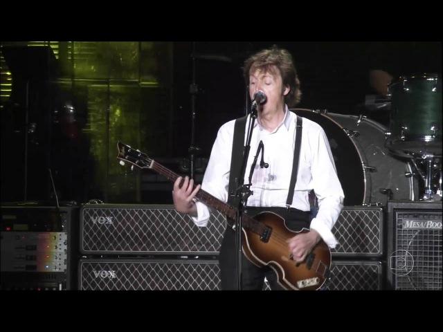 Paul McCartney - Ob-La-Di, Ob-La-Da - HD en Brasil 720p HDTV