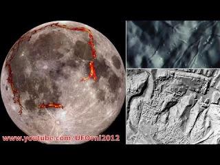 Космическая археология: следы человеческой цивилизации на Луне.