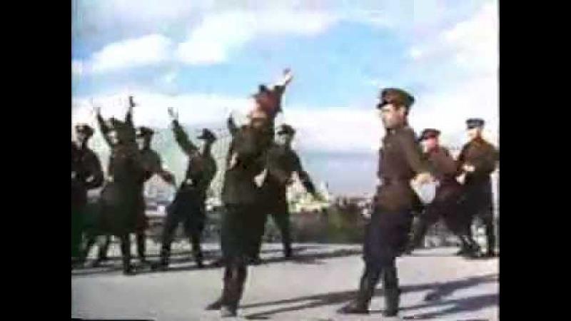 Русские народные танцы, Донские казаки!