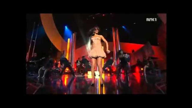 Rihanna SOS Unfaithfull Live Nobel Peace Prize Concert 2006