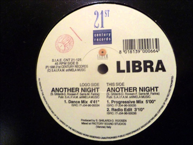 Libra - Another Night