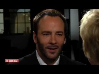 The Beast Bar : Tina Brown talks to Tom Ford