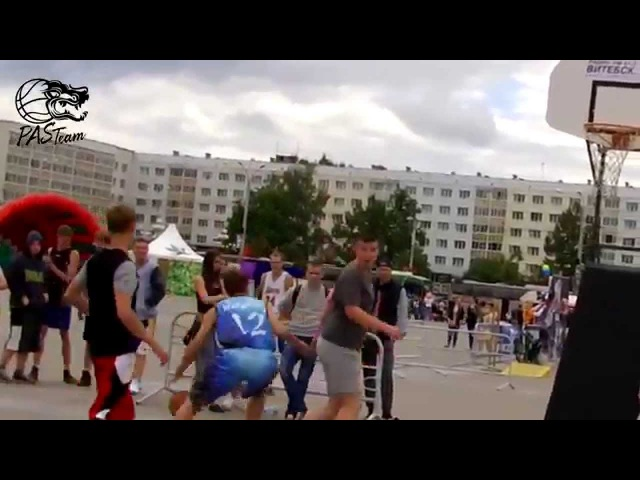 PAS team (Vitebsk streetball mix)
