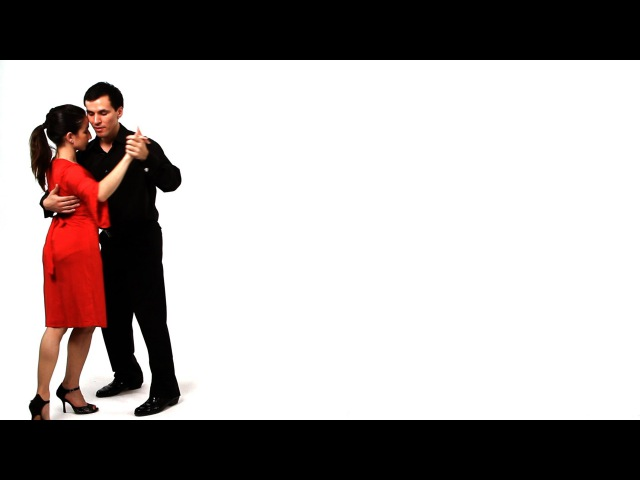 Переднее Болео / How to Do the Front Boleo aka Castigada | Argentine Tango