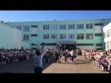 Вальс+флешмоб на 1.09.2015,СОШ 236 г.Знаменск