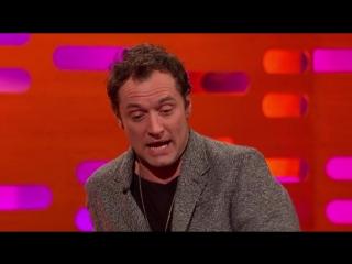 The Graham Norton Show 16x11 - Jim Carrey, Jeff Daniels, Jude Law, Tamsin Greig, Nicole Scherzinger