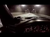 BMW E30 M50 Turbo в тоннеле