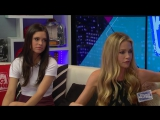 Denise Richards and Alex Frnka talk Vanity