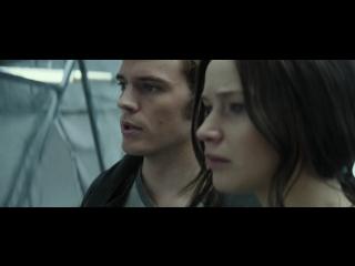 Голодные игры: Сойка-пересмешница. Часть II (The Hunger Games: Mockingjay - Part 2) (2015) трейлер русский язык HD