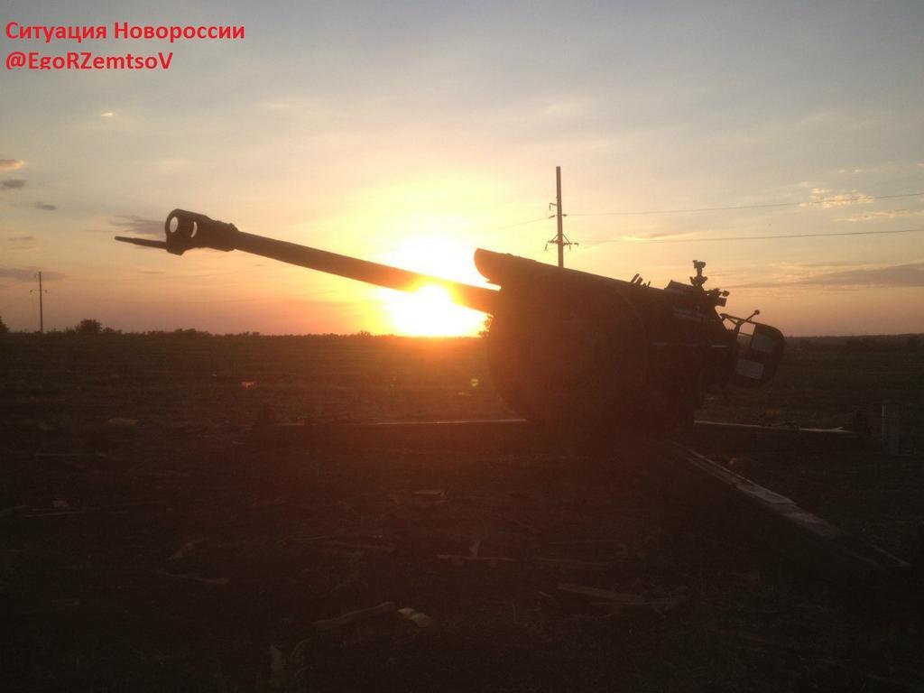 Информация от генерала Петровского (Хмурого)