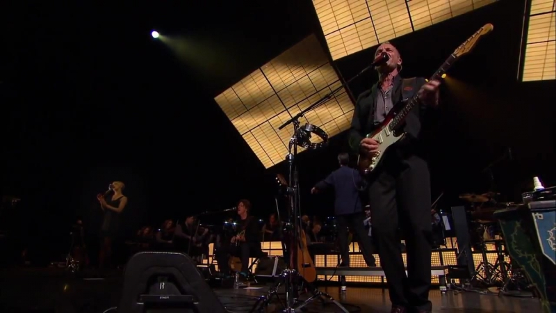 Sting - A Thousand Years (Live in Berlin 2010)