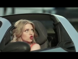 Блондинка за рулём. Прикол с ГАИ. Жесть