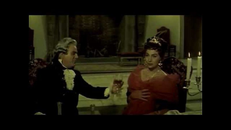 Фильм-опера Тоска/Tosca 1956 год.