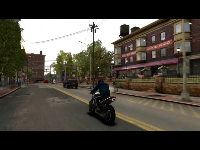 GTA IV Natural Realistic ENB -