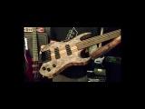 Kiesel Guitars Vader Headless Bass Quick Overview by Jeff Kiesel