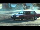 Drifting (Volvo 740) (2)