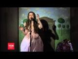 Выступление Кристины Соловий на презентации своего клипа, 08.04.2015