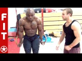 CAN A BODYBUILDER BE A GYMNAST (Part 2 of 2)