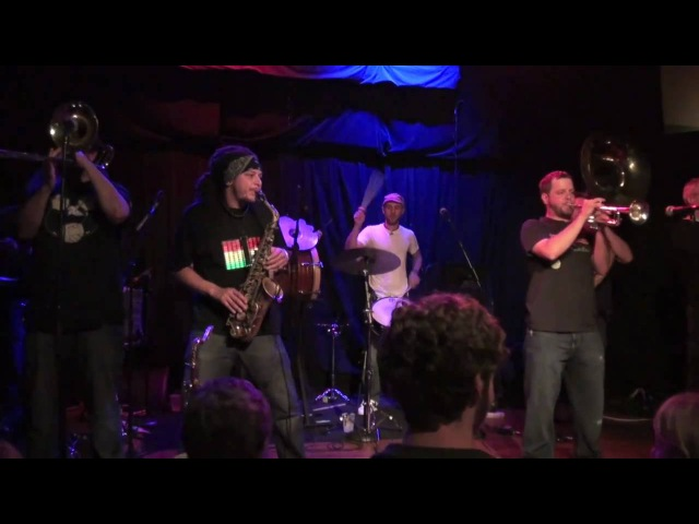 Youngblood Brass Band - Brooklyn - Live at High Noon Saloon