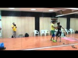 Payal Rohatgi & Sangram Singh behind the scenes on Nach Baliye 7