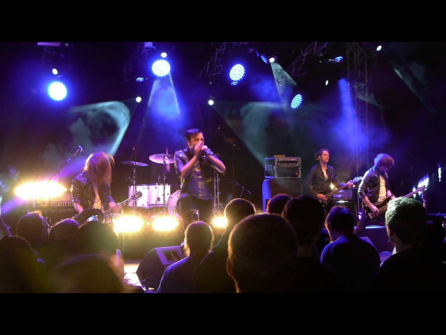 We Butter The Bread With Butter - 13 Wünsche Intro Live @ Musikmesse Frankfurt (HD / High Quality)