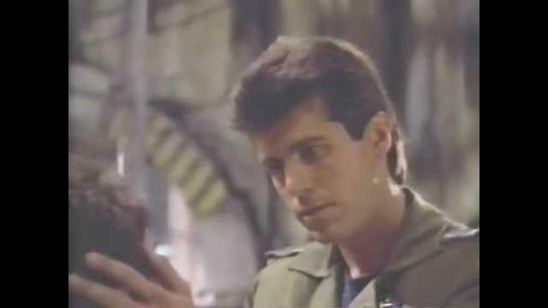 Капитан Пауэр и солдаты будущего 1-я серия