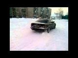дрифт зима 2013 2014 бмв е34