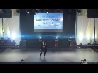 Winner Adults Solo Rising Contemporary | Нетаврованая Мария | The Challenge Dance Championship 2015