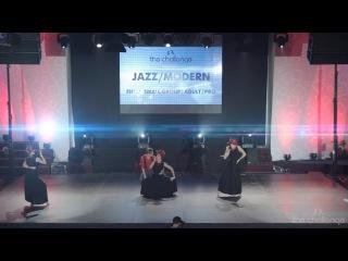Adults Small Group Pro Jazz Modern  | студенты 3-го курса, Эстрадно Цирковой Академии |The Challenge