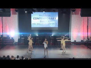 Winner Adults Small Group Rising Contemporary | Freedom | The Challenge Dance Championship
