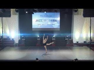 Adults Solo Pro Jazz/Modern | Гладун Анастасия | The Challenge Dance Championship 2015