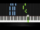 Hozier - Take Me To Church - Piano Cover/ Synthesia