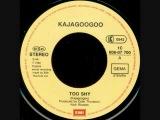 Kajagoogoo- Too Shy (1982)