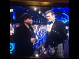 November 9: David Hasselhoff talking about Justin at the 2014 MTV EMA's