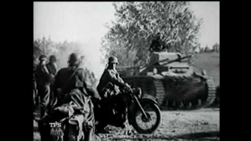 Wehrmacht footage Wunschkonzert Gute Nacht Mutter and Heimat deine Sterne
