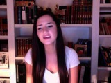 Let It Be - Cover by Catie Lee
