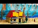 ЛЕГО история от Joint Point Junior, пилотный проект. (LEGO history)