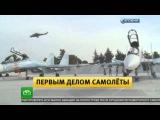 Россия поставила вСирию зенитные системы для защиты от ответных ударов