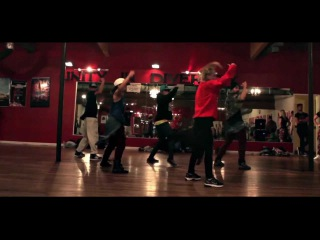 Mindless Behavior - Keep Her On The Low - Nika Kljun Jasmine Rafael Choreography