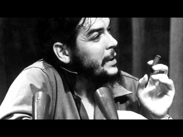 Che Guevara in New York, USA 1964 - interview