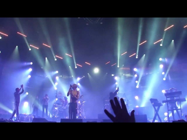 Faithless - We Come One 1 [HD HQ] Live 26 11 2010 Ahoy Rotterdam Netherlands