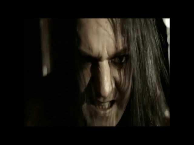 SATYRICON - The Pentagram Burns (OFFICIAL MUSIC VIDEO)