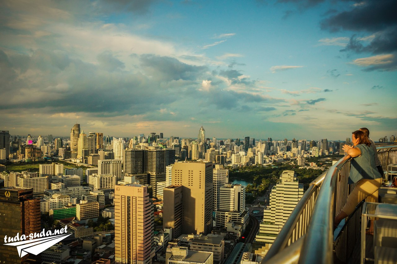 Рестораны Бангкок