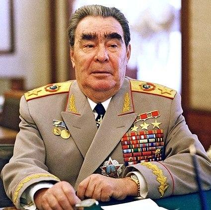 фото Смерть Брежнева