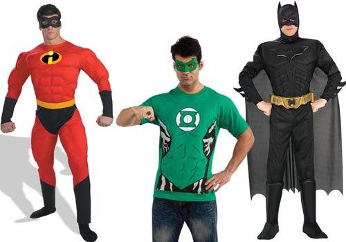 Как сделать своими руками костюм супергероя для мальчика 10