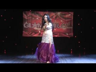 Aleksandra Solovyova ⊰⊱ GLAMOUR bellydance fest '14.