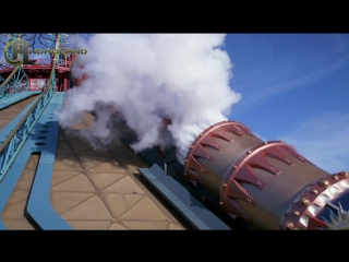 [Disneyland Paris] Space Mountain Mission 2