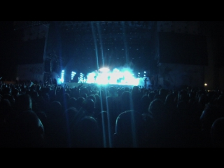 Alt-J Open`er 2015 live